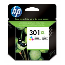 HP 301 XL 3-color