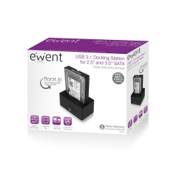 Ewent USB 3.0 SATA Docking Station