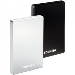 Toshiba Canvio Alu 2.5 500GB black