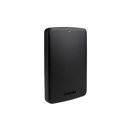 Toshiba Canvio Basics 2.5 1TB black