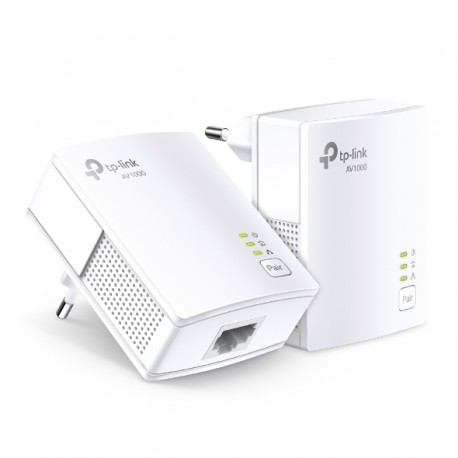 TP-Link PA7017 kit - GEEN WIFI