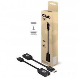 Club3D DisplayPort1.2 naar HDMI 2.0 Adapter
