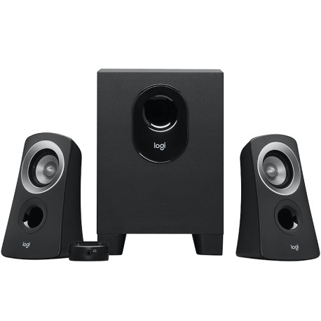 Logitech Z313 Speaker met subwoofer