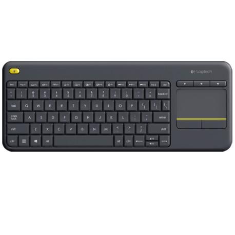 Logitech K400 Plus Wireless Touch Keyboard