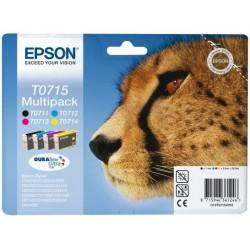 Epson Ink Cartridge Multipack T0715