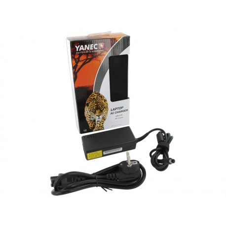 YANEC LAPTOP AC ADAPTER 65W VOOR HP