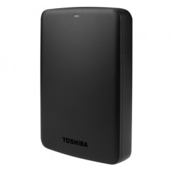 Toshiba Externe harddisk CANVIO BASICS 2.5 1TB black